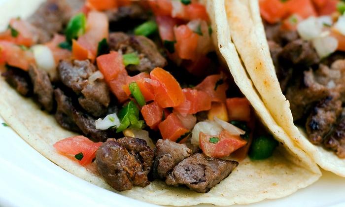 Dona Esther Restaurant - San Juan Bautista: Mexican Food at Dona Esther Restaurant (Up to 43% Off). Three Options Available.
