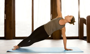 Sol Studios Fairfax: 10 Yoga Classes or One Month of Yoga Classes at Sol Studio Fairfax (Up to 74% Off)
