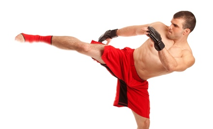 Two Months of Adult MMA or Krav Maga Classes or Martial-Arts Classes for Kids at Colts Neck Martial Arts (Up to 71% Off)