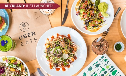 UberEATS: $3 for $15 Credit, or $4 for $7 Off First Three Orders ($7 Off x 3) - New Users Only
