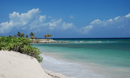 Groupon Deal: ✈ All-Inclusive Jamaica Trip w/Air from Travel by Jen. Price per Person Based on Double Occupancy. Incl. Taxes and Fees.