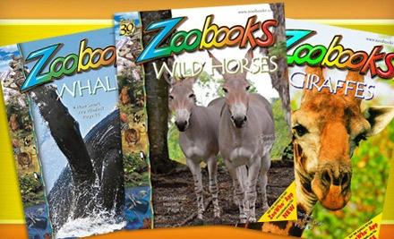 34 Zoobooks