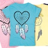 Kidteez Girls' Fashion T-Shirts