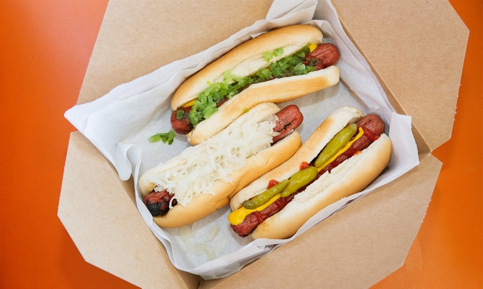 Dog Day Afternoon #1 - Galewood: Hot Dogs and Italian Beef at Dog Day Afternoon #1 (Up to 44% Off). Two Options Available.