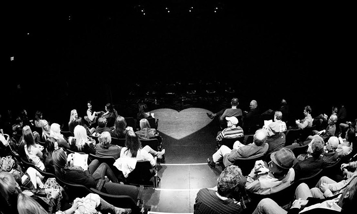 The Great Love Debate - Theatre on San Pedro Square: The Great Love Debate at Tabard Theatre on San Pedro Square on June 10 (Up to 40% Off)