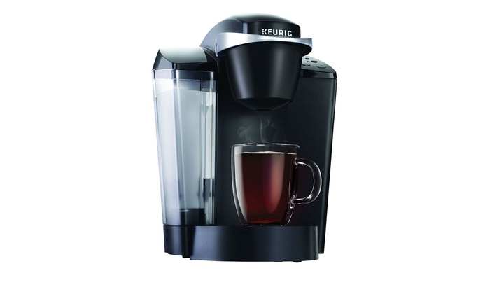 Keurig K55 Single Serve K Cup Coffeemaker Groupon
