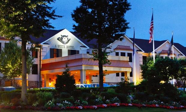 The Inn At Fox Hollow Hotel - Woodbury, NY: Stay at The Inn At Fox Hollow Hotel on Long Island, NY. Dates into September.