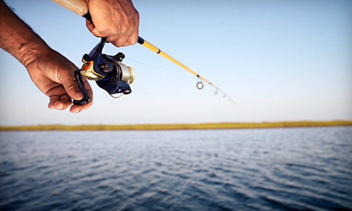 Captain Hook's Charter Fishing - Captain Hook's Charter Fishing: Four-Hour Perch-Fishing Trip for Two, Four, or Six People from Captain Hook's Charter Fishing (Up to Half Off)