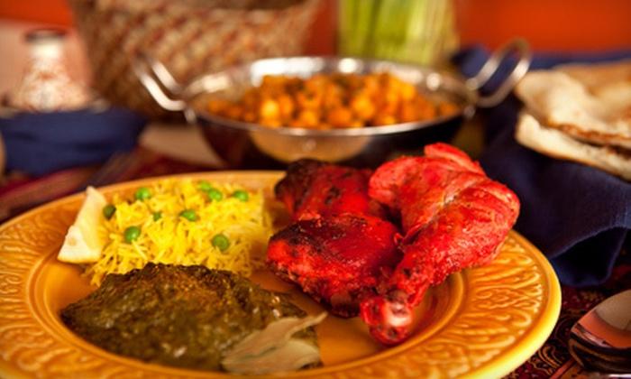Dhol Indian Cuisine - Hoover: Indian Dinner for Two or Four at Dhol Indian Cuisine (Up to 52% Off)