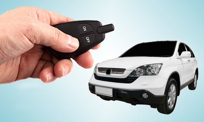 Driven Audio - West Clearbrook: $119 for an Avital Remote Car Starter with Installation at Driven Audio ($249.95 Value)