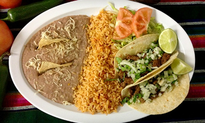 Pepe's Mexican Food - Florin: Three or Six Groupons, Each Good for $10 Worth of Mexican Cuisine at Pepe's Mexican Food