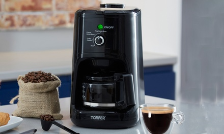 Tower T13005 Grind and Brew Coffee Maker With Free Delivery