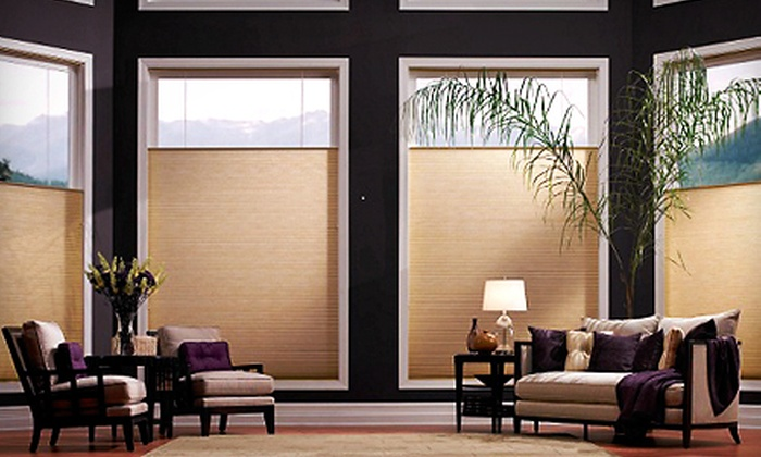 Bergen County Window Blinds - North Jersey: $150 for $300 Worth of Window Blinds and Shades from Bergen County Window Blinds