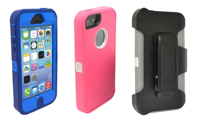 Otterbox Defender Series Case For Iphone 5 5s