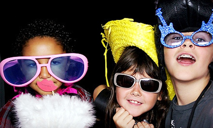 Sterling Photo Booth - Orange County: Photo-Booth Rental from Sterling Photo Booth (Half Off). Four Options Available.