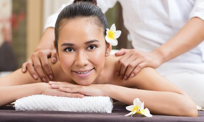 Sacred Splendor - Ocean Park: A 75-Minute Hot Stone Massage at Sacred Splendor (50% Off)