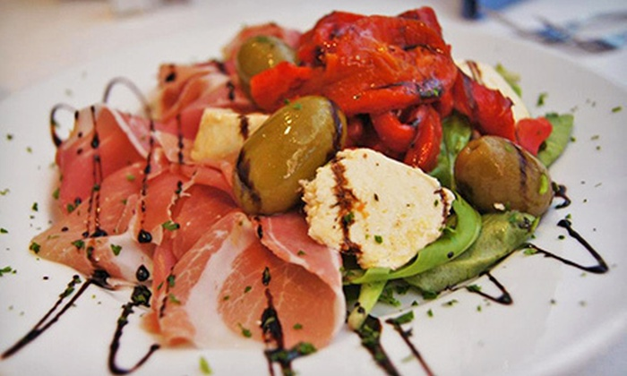 BaPi Italian Ristorante - Arlington Heights: $12 for $25 Worth of Italian Food and Drinks at BaPi Italian Ristorante