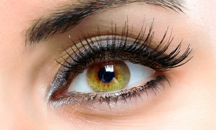 Full Set of Eyelash Extensions $49 with Infill $69 at Chapel's Beauty Salon Up to $140 Value