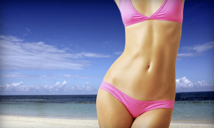 Beauty of Wax - Multiple Locations: $149 for Three Body-Sculpting Noninvasive Fat Reduction Treatments at Beauty of Wax ($447 Value)