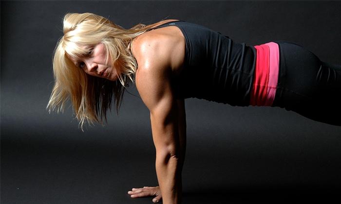 Hot Mamas Exercise - Washington Park: 10 or 20 Fitness Classes at Hot Mamas Exercise (60% Off)