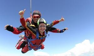SUNFLYERS: Lancio in tandem con paracadute con istruttore certificato