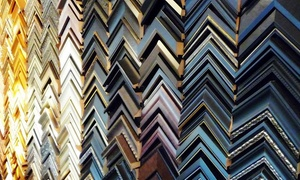 Middleton Art & Framing: $49 for $110 Worth of Custom Framing and up to $50 Towards One Pre-made Frame at Middleton Art & Framing ($160 Total Value)