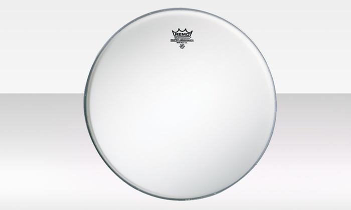 "14"" Coated Drumhead: 14"" Remo Ambassador Coated Drumhead. Free Returns."
