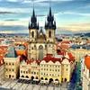 Prague : 1 à 4 nuits 4* avec petit déjeuner, sauna finlandais et vin