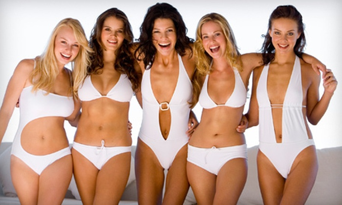 Tonic Salon & Spa - Downtown Santa Cruz: $89 for Mobile Spray-Tanning Party for Five from Tonic Salon & Spa ($300 Value)
