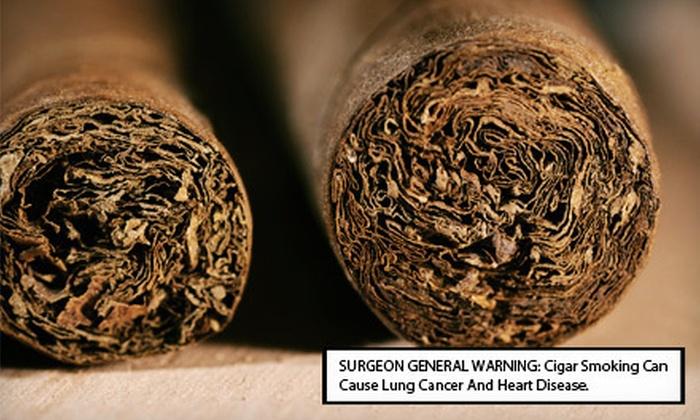 5 Star Cigarz - Miramar: $10 Worth of Cigars and Accessories