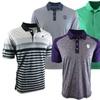 Adidas Men's Logo Overrun Golf Polos (2-Pack)