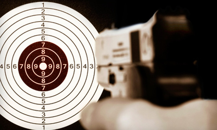Rangemaster - Southeast Memphis Betterment Association: Shooting-Range Outings with Lane Rental, Handgun, and Ammo for One, Two, or Four at Rangemaster (Up to 51% Off)