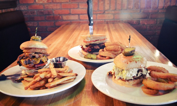 Whiskey Rose Saloon - Chandler: Barbecue, Burgers, and More at Whiskey Rose Saloon (Half Off)