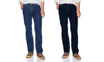Jeans regular fit da uomo