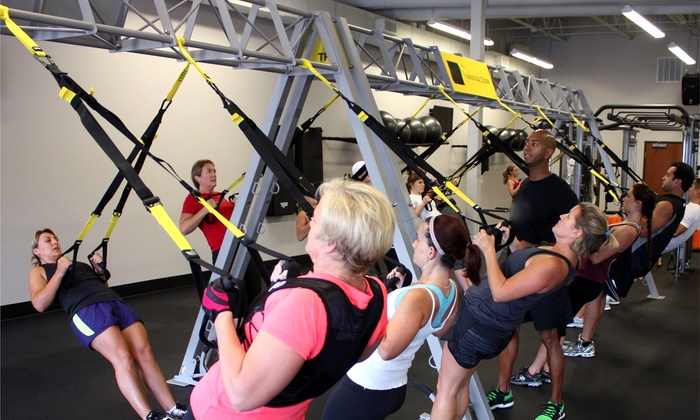 FIT Austin - South Lamar: 10 Fit Fast TRX Classes or One Month of Unlimited Fit Fast TRX Classes at FIT Austin (Up to 61% Off)