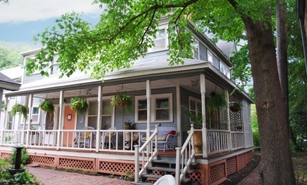 2- or 3-Night Stay for Two at Locust Street Inn in Denton, TX. Combine Up to 6 Nights.