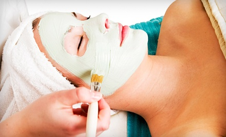 Deluxe Spa Facial or Anti-Aging Facial and Three Optional Waxes at Mauldin Massage & Day Spa (Up to 57% Off)