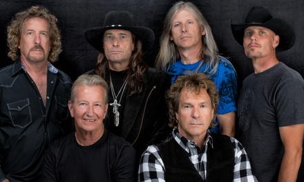 The Outlaws at The Verve on Friday, September 5, at 9 p.m. (Up to 46% Off)