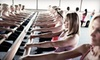 Pure Barre - Anaheim Hills: 5 or 10 Ballet-Fitness Classes at Pure Barre (Up to 62% Off)