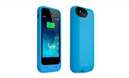Merkury Energy Jacket Apple-Certified Dual-Protection Battery Case for iPhone 5/5s