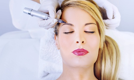 Permanent Makeup for Eyelids, Lip Lines, or Eyebrows at Forever Beautiful Salon & Wine Spa (Up to 68% Off)