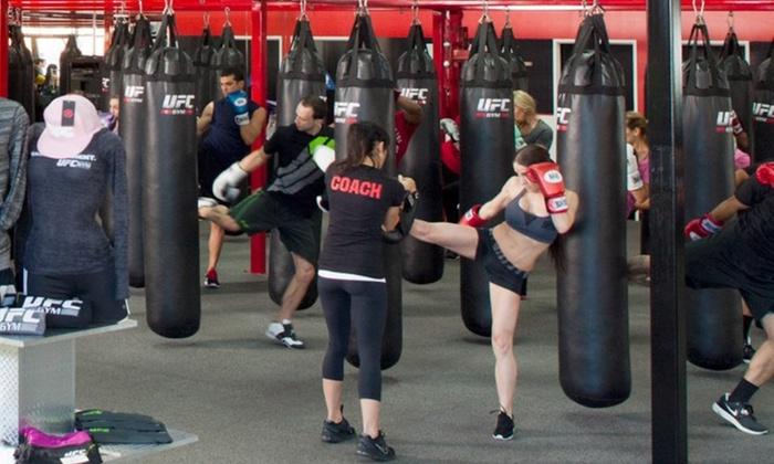 Ufc Gym - Huntington Beach: Four Weeks of Gym Membership at UFC Gym (79% Off)