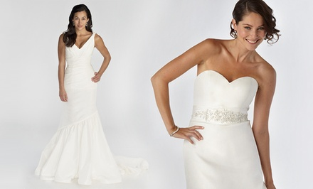 Kirstie Kelly Signature Wedding Gowns. Multiple Styles Available.