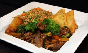 China Garden: $15 for Two Groupons, Each Good for $15 Worth of Food at China Garden ($30 Value). Three Locations.