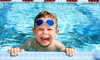 K.I.S.S. Swim Program - Multiple Locations: Six or Nine K.I.S.S. Swim Program lessons, taught by an K.I.S.S. Swim Infant Aquatics instructor (50% Off)