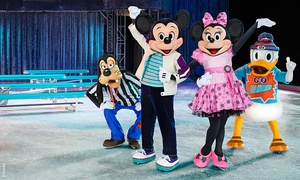 """""""Disney On Ice presents Follow Your Heart"""" at Disney On Ice Presents"""