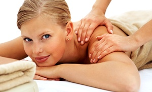 Up to 35% Off Swedish or Deep-Tissue Massage at Pure Salon & Spa - Kathryn Thunstrom, plus 6.0% Cash Back from Ebates.