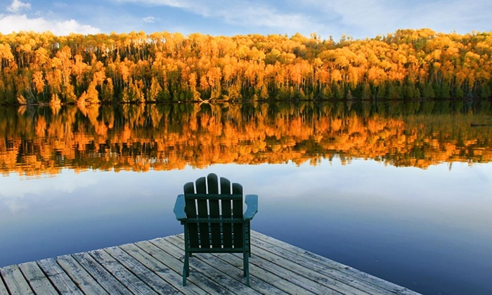 Bearskin Lodge - Grand Marais, MN: 2- or 3-Night Stay for Two in a Cabin or Lodge with $50 Resort Credit at Bearskin Lodge in Grand Marais, MN
