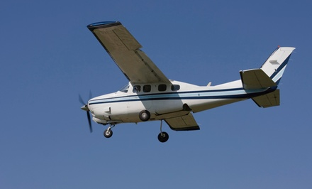 $199 for a Two-Hour Flight-Lesson Package at Skyline Flight Training ($621 Value)