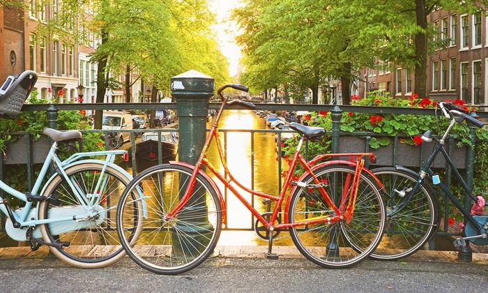"""בסט טורס: אמסטרדם, כולל סופ""""ש: חבילת נופש הכוללת טיסות ו-4/5 ימים מלאים במלון לבחירה ע""""ב לינה וארוחת בוקר, החל מ-€399 בלבדלאדם!"""